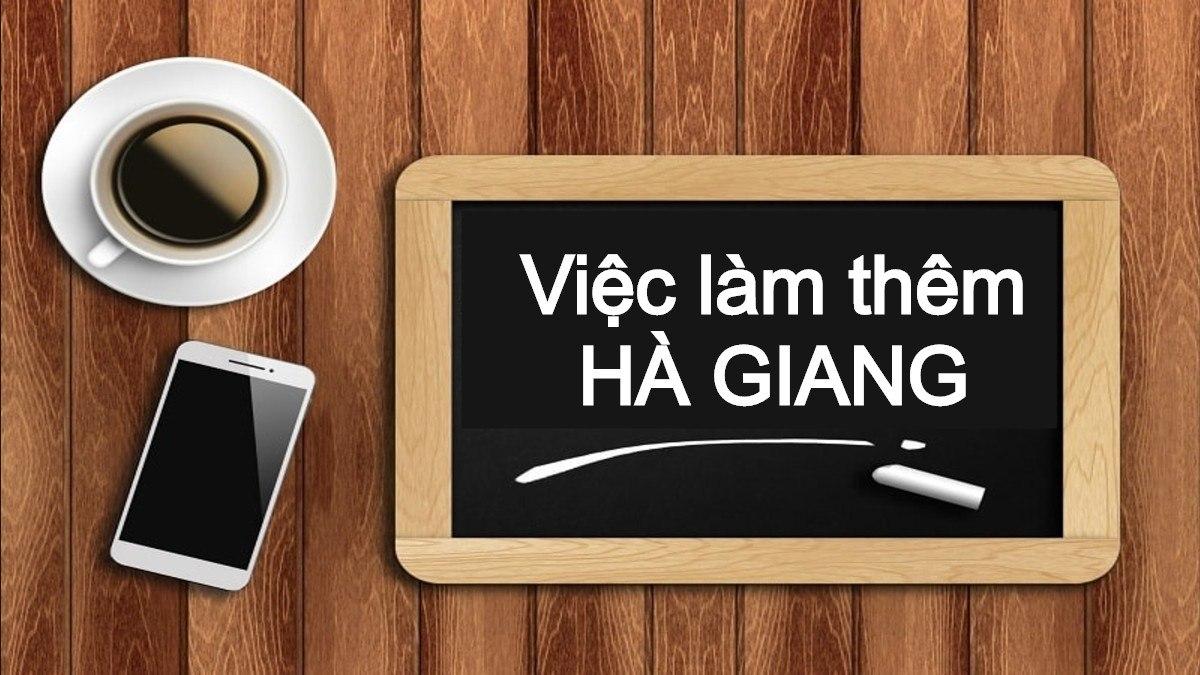 viec lam them ha giang