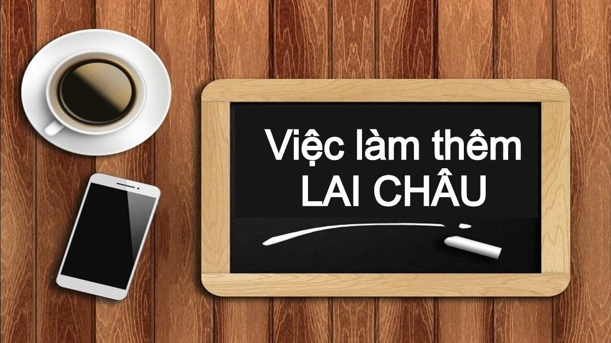 viec lam them lai chau