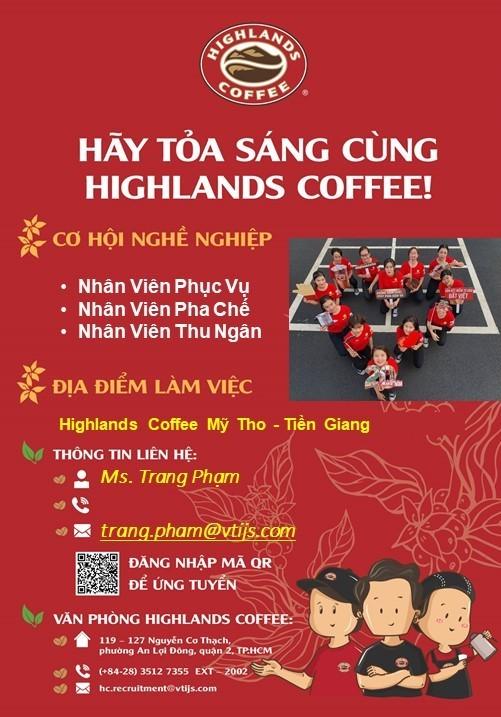 highlands coffee my tho